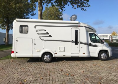 Hymer Tramp 678 CL | 2019 | € 76.000