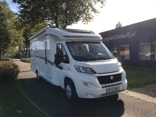 Hymer Tramp 588 CL  | 2016 | € 64.500