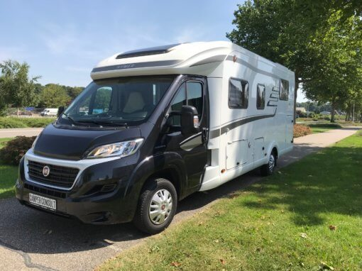 Hymer Tramp 698 CL | 2016 |