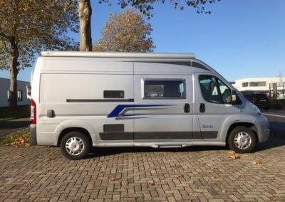 Eura Mobil Quixta | 2009 | €29.990