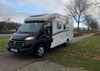 Hymer Tramp T 588 CL Automaat | 2018 |