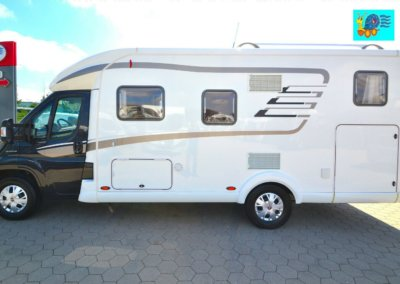 Hymer Tramp T 588 CL Automaat   2018   €66,000,=