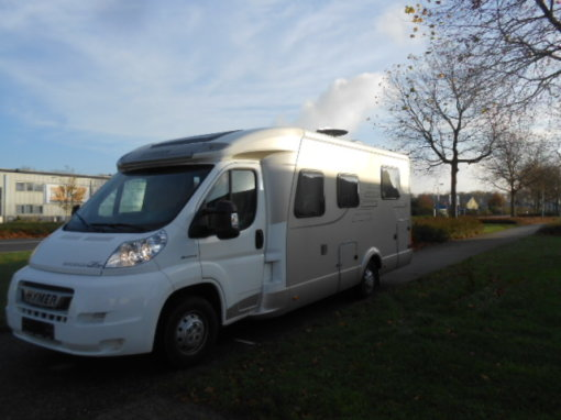 Hymer Tramp 698 CL Exclusive Line |  2011 | € 44.000