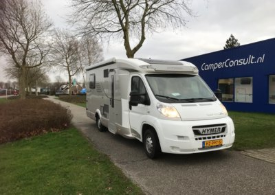 Hymer Tramp 698 CL Exclusive Line |  2011 |