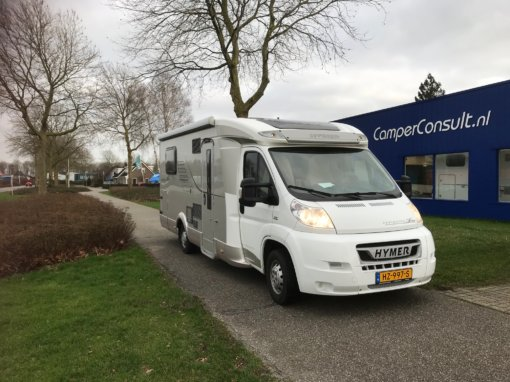 Hymer Tramp 698 CL Exclusive Line |  2011 | € 45.000