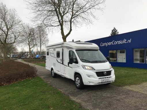 Hymer Exsis t 588 FaceLift | 2019 | € 74.000