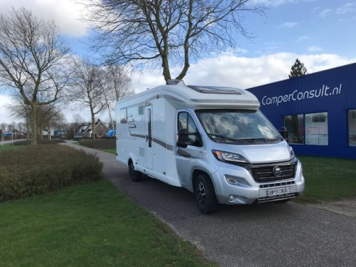 Hymer Tramp 698 CL SilverLine | 2017 | € 68.500