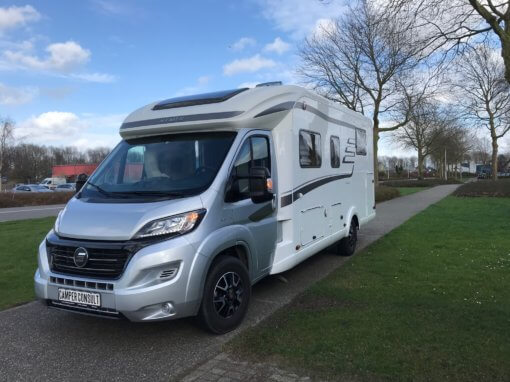 Hymer Tramp 698 CL SilverLine | 2017 |