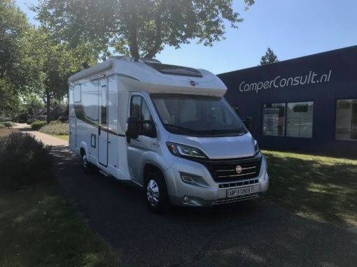 Bürstner Lyseo T 690 Privilege | okt 2018 | €69.500
