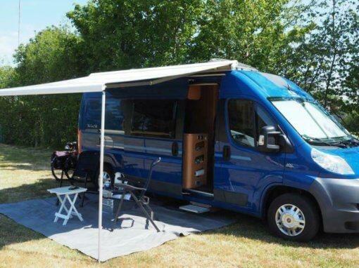 Adria Twin 600 SL |  2010 | €37.500,=