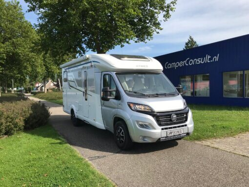 Hymer Tramp 578 GL  Ambition | dec 2018 |