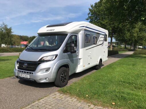 Hymer Tramp 698 CL Queensbed | 2018 | €  69.000,=