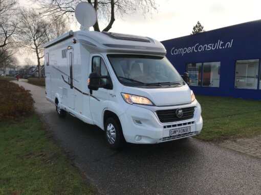 Hymer Tramp 698 CL Queensbed | 2018 | €  68.500,=