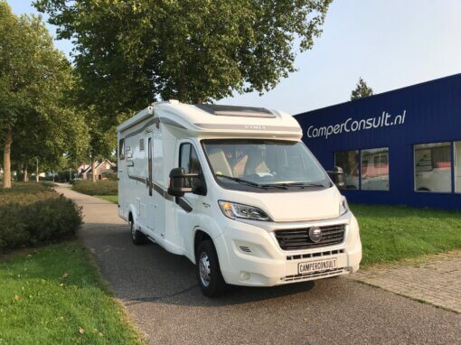 Hymer Tramp 578 GL dec 2018 |€ 70.000,=