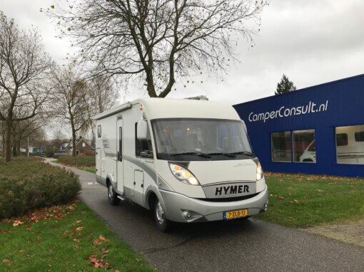Hymer B 524 SL Star Edition | 2010 |
