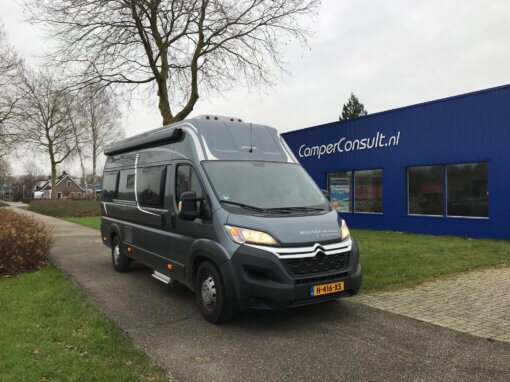 Pössl Roadcruiser Revolution 2018 | € 59.500,=