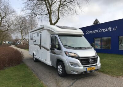 Hymer Tramp 698 CL Queensbed | 2017 |
