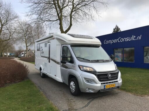 Hymer Tramp 698 CL Queensbed | 2017 | €  66.500,=