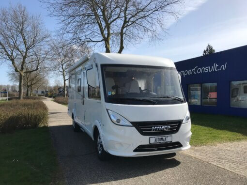 Hymer Exsis I 588 FaceLift | Automaat | 2019 |