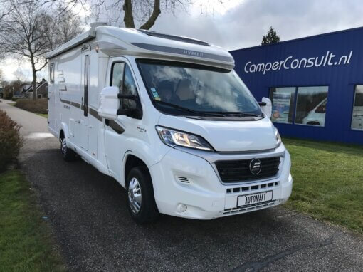 Hymer Exsis t 688 Automaat | 2017 |