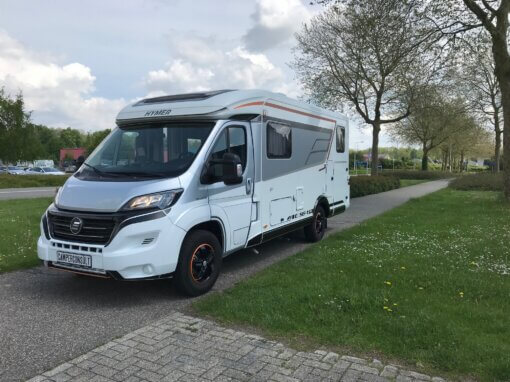 Hymer Exsis t 588 Facelift | 2019 | €76.500,=