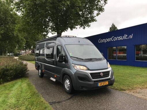 Pössl Roadcruiser Automaat nov 2017   €